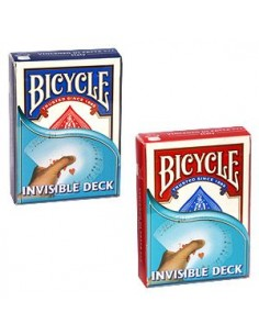 Invisible Deck - Bicycle Poker