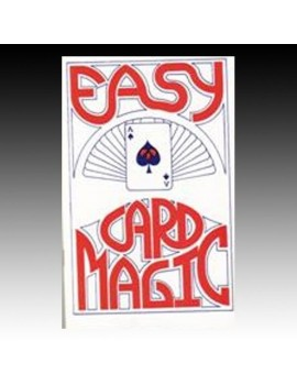 Easy Card Magic by Rob Roy...