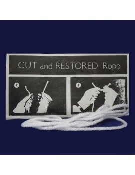 Cut And Restore Rope Trick