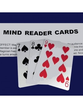 Mind Reading Cards