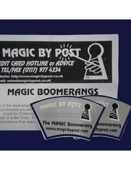 Magic Boomerangs