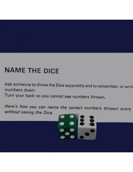 Name The Dice