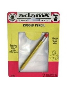 Rubber Pencil