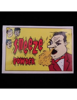 Sneeze Powder