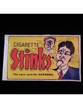 Cigarette Stinkers