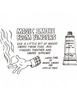 Smoke From Finger Tips