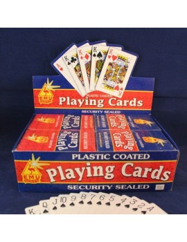 Regular Playing Cards