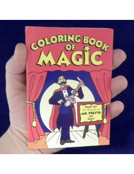 NEW: Magic Colouring Book...
