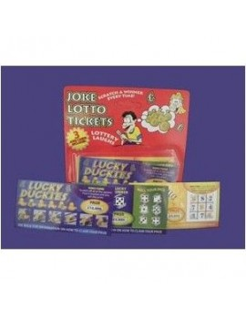 Fake Scratch Cards (Pack of...