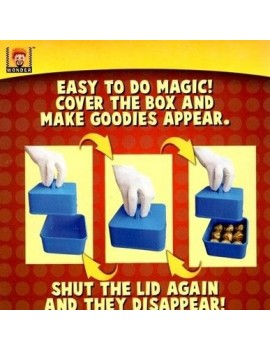 Magic Candy Box