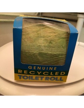 Joke Recycled Toilet Paper