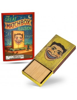 Pocket Matchbox Illusion