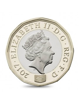 Coin Unique - New £1 /1p...
