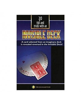 Invisible Deck Booklet...