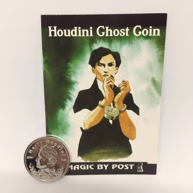 Houdini Ghost Coin