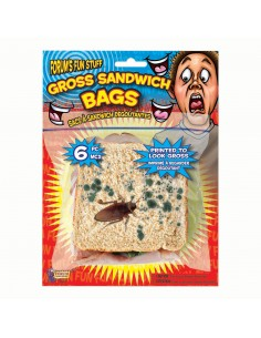 Gross Sandwich Bag